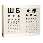 Осветитель таблиц для исследования остроты зрения ОТИЗ-40-01 (ИСП 2)