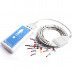ПОЛИ-СПЕКТР-8/EX 12-канальный миниатюрный беспроводной электрокардиограф