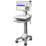 НЕЙРОМОНИТОР монитор церебральной функции с тачскрин-дисплеем на мобильной тележке