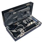 Диагностический набор Ri-scope® de luxe®: Отоскоп L3 (LED 3,5 В), офтальмоскоп L2 (XL 3,5 В), рукоятка типа С для аккумулятора ri-accu® L
