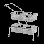 Столик AT-B22v — Нержавеющая сталь