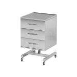 Столик AT-B33.3 — Нержавеющая сталь