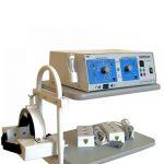 """""""Транскранио"""" аппарат динамической сочетанной магнито-лазерной терапии"""