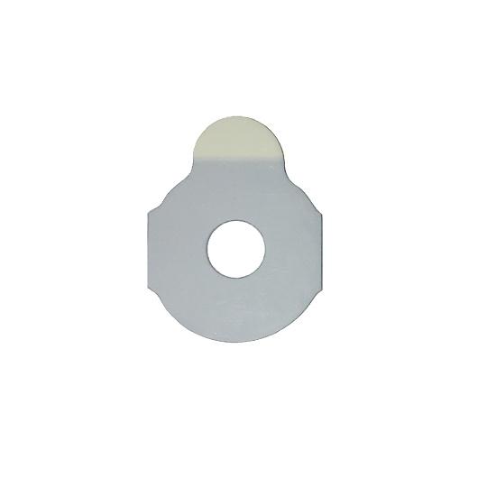 Липкие сегменты (липучки) для блоков зажима линз Ø 24 мм