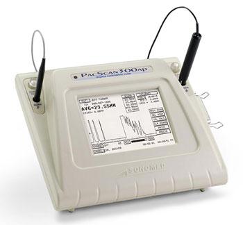 Ультразвуковой прибор PacScan Plus 300A+/300AP+