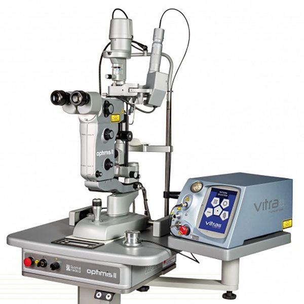 Система офтальмологическая лазерная OPTIMIS II