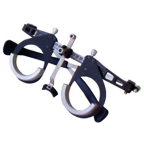 Оправа пробная универсальная с четырьмя установочными местами для пробных очковых линз ОПОЛ-4-«СПб»