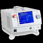 Двухволновой лазерный аппарат ЛАХТА-МИЛОН для лазерной хирургии и ФДТ в дерматологии