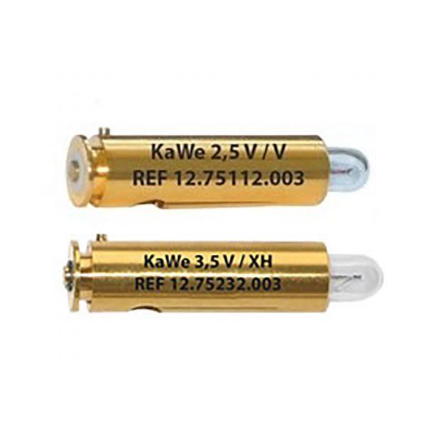 Запасные лампы для дерматоскопов KaWe